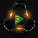 Trends Audio Ident Logo