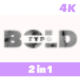 Bold Typo Intro - VideoHive Item for Sale