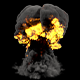The explosion spinning - 3DOcean Item for Sale