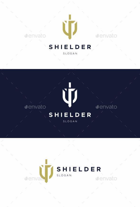Sword Shield Logo
