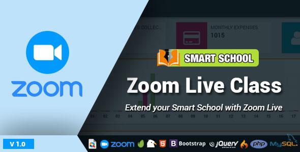 Smart School Zoom Live Class Download