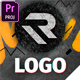 Grunge Scribble Logo - VideoHive Item for Sale
