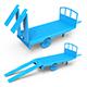 Trailer 3D Printing Model - 3DOcean Item for Sale