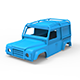 Land Rover Defender 90 LE 1997 3D Printing Model - 3DOcean Item for Sale