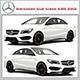 2015 Mercedes Benz CLA Class AMG - 3DOcean Item for Sale
