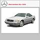 Mercedes SL r129 - 3DOcean Item for Sale