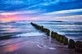 Purple sunset - PhotoDune Item for Sale