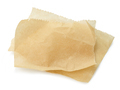 two sheets of baking paper - PhotoDune Item for Sale
