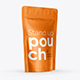Stand Up Pouch Mockup Half Side view - GraphicRiver Item for Sale
