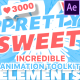 Pretty Sweet - 2D Animation Toolkit - VideoHive Item for Sale