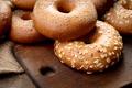 heap of bagels - PhotoDune Item for Sale