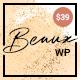 Beaux - Beauty Cosmetics Shop - ThemeForest Item for Sale