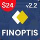 Finoptis - Multipurpose Business WordPress Theme - ThemeForest Item for Sale