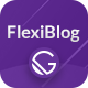 FlexiBlog - React Gatsby Multipurpose Blog Theme