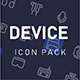 Device and Technologi icon pack - GraphicRiver Item for Sale