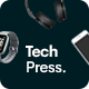 TechPress - Technology PSD Template - ThemeForest Item for Sale