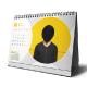Desk Calendar 2021 - GraphicRiver Item for Sale