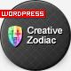 Creative Zodiac - Portfolio & Blog Wordpress Theme - ThemeForest Item for Sale