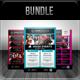Event Promotion Flyer Bundle - GraphicRiver Item for Sale