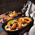 Roasted pumpkin with addition aromatic herbs - PhotoDune Item for Sale