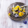 Mix edible flower - PhotoDune Item for Sale