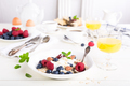 Oat flakes with fresh berries - PhotoDune Item for Sale