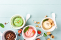 Homemade assorted ice cream in a bowl - PhotoDune Item for Sale