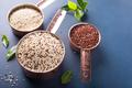 Mixed raw quinoa - PhotoDune Item for Sale
