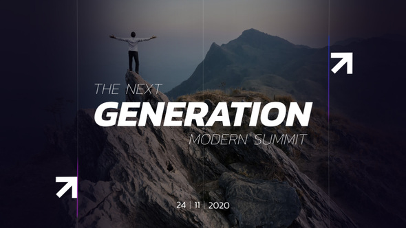 Modern Event Promo