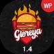 Gloreya - Fast Food WordPress Theme - ThemeForest Item for Sale