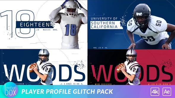 Sports Glitch Pack