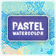 Pastel Watercolor Backgrounds - GraphicRiver Item for Sale