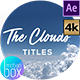 The Clouds Titles - VideoHive Item for Sale