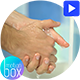 Close up of Man washing hands in slow motion - VideoHive Item for Sale