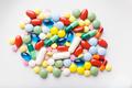 Colorful pills - PhotoDune Item for Sale