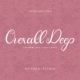 Overall Deep Font - GraphicRiver Item for Sale