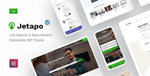 Jetapo | Jobboard WordPress Theme