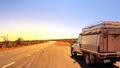 Australia road trip off road car - PhotoDune Item for Sale