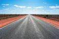 longest straight road in Australia - PhotoDune Item for Sale