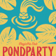 Pond Party Flyer - GraphicRiver Item for Sale