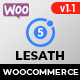 Lesath - Ionic 5 Woocommerce Full Mobile App Solution for iOS & Android with App Builder Plugin - CodeCanyon Item for Sale