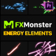 Energy Elements | Premiere Pro MOGRT