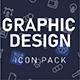 Graphic Design Icon Pack - GraphicRiver Item for Sale