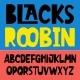 Blacks Roobin - GraphicRiver Item for Sale