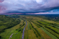 Aerial view of a storm and clouds - PhotoDune Item for Sale