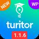 Turitor - LMS & Education WordPress Theme - ThemeForest Item for Sale