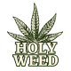 Holy Weed - Medical Marijuana Store Template for Cannabis Oil and Drug Shop