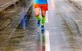 legs runner in compression socks - PhotoDune Item for Sale