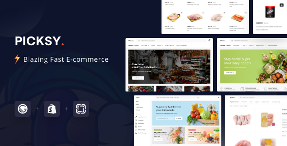 Review: Picksy - React Gatsby Grocery Ecommerce Template free download Review: Picksy - React Gatsby Grocery Ecommerce Template nulled Review: Picksy - React Gatsby Grocery Ecommerce Template