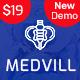 Medvill - Health & Medical WordPress Theme - ThemeForest Item for Sale
